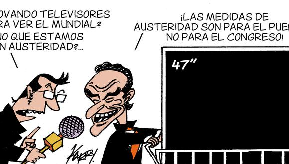 Medidas de austeridad