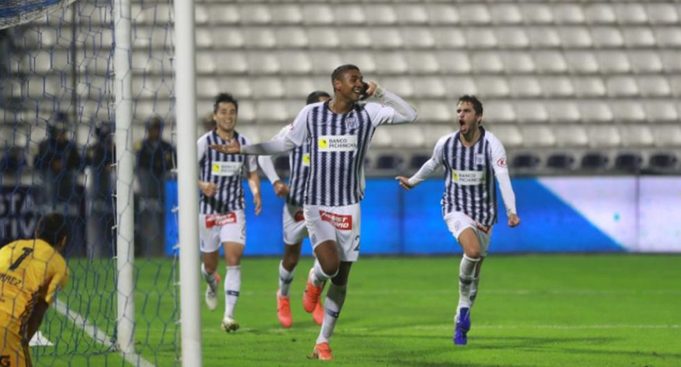 Alianza Lima vs Sporting Cristal. (Fotos: Lino Chipana)