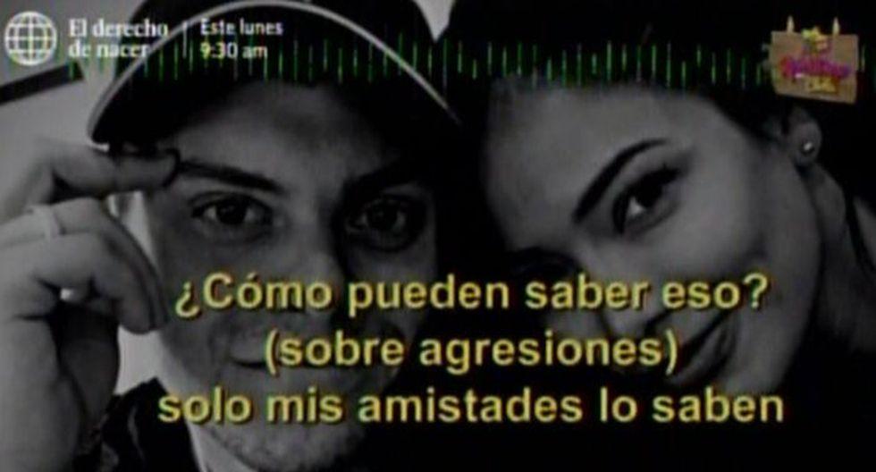 Silvana Alicia, ex pareja de Ignacio Baladán habla sobre supuesta agresión