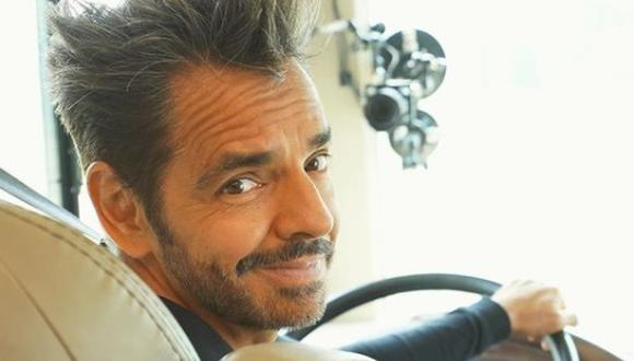 Actor y comediante Eugenio Derbez (Foto: Instagram @ederbez)