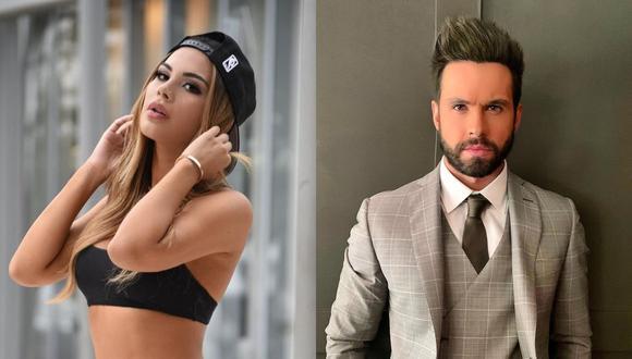 Hermano de Stephanie Valenzuela revela que Eleazar Gómez amenaza a la modelo peruana desde la cárcel. (Foto: @tefivalenzuela/@eleazargomez333)
