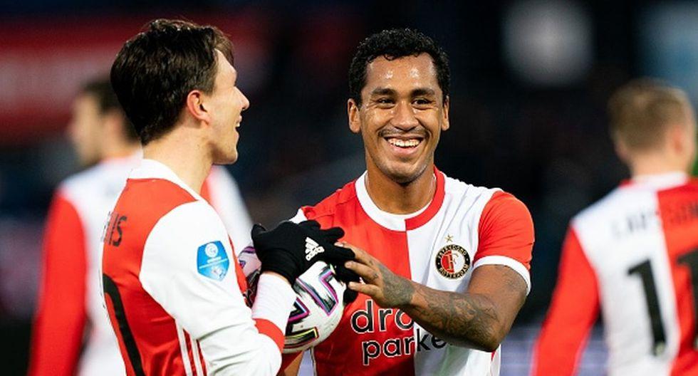 Renato Tapia tiene contrato con Feyenoord hasta mediados de 2020. (Foto: Getty Images)