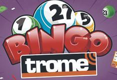 Bingo Trome: Desde este lunes más cartillas