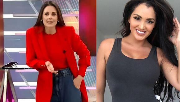 """Rebeca Escribens aconseja a Michelle Soifer sobre 'Guerreros 2020': """"No pierdas la oportunidad, si te llaman, vete"""""""