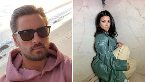 Kourtney Kardashian tiene tres hijos con su ex Scott Disick y actualmente es pareja de Travis Barker. (Foto: @letthelordbewithyou / @kourtneykadash).