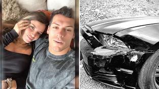"Patricio Parodi sufrió accidente de auto: ""Me chocaron"""