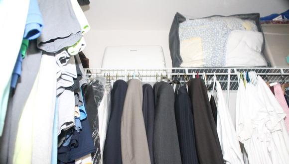 Para eliminar el olor a cerrado no basta con solo abrir el armario. (Foto: jswashburn  / Pixabay)