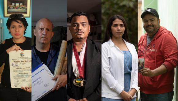 Edición especial de Trome: Este jueves te presentamos cinco historias para conocer la crisis venezolana.