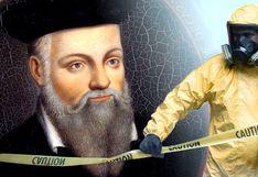 Nostradamus y su última 'predicción' sobre el coronavirus que ha sorprendido al mundo