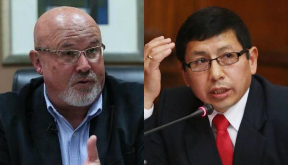 Carlos Bruce y Edmer Trujillo renunciaron a sus ministerios.