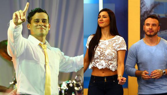 Jenko del Río acusó a Christian Domínguez de haber intentado besar a Paloma Fiuza cuando estaban en Combate