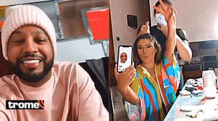 Yahaira Plasencia: así graba el videoclip de 'Ulala' en Miami junto al reggaetonero Randy
