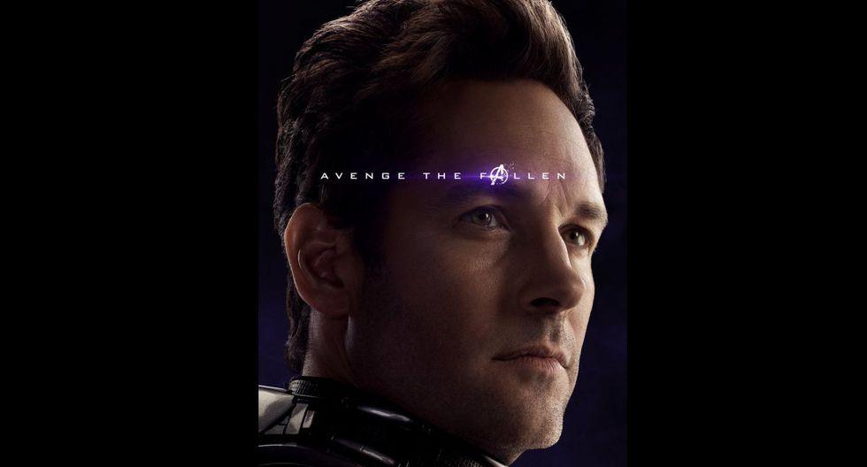 """Avengers: Endgame"": Nuevos afiches de la película de Marvel (Foto: Marvel)"