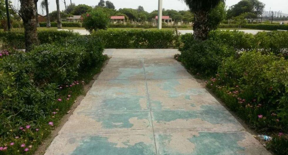 Instalaciones de Campo Mar 'U' fueron encontrados en esta estado. (Foto: Difusión)