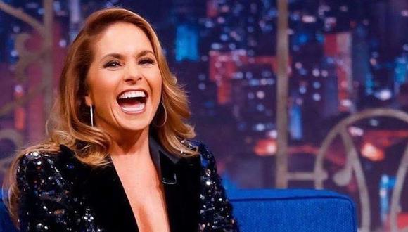 'La novia de América' contó que nunca mantuvo uncontrato de exclusividad con Televisa (Foto: Lucero/Instagram)