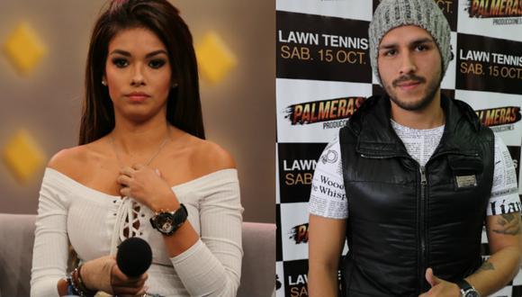 Shirley Arica indignada con su ex Rodney Pío por criticar su denuncia contra Jean Deza | TROME