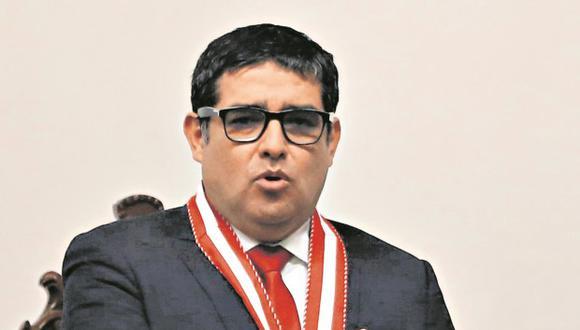 Víctor Raúl Rodríguez Monteza es el accesitario de Luis Arce Córdova que deberá asumir el puesto ante el JNE. (Foto: GEC)