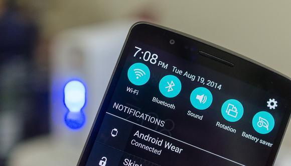 Convierte tu celular en un hotspot y comparte internet con tus amigos.   Foto: Pexels