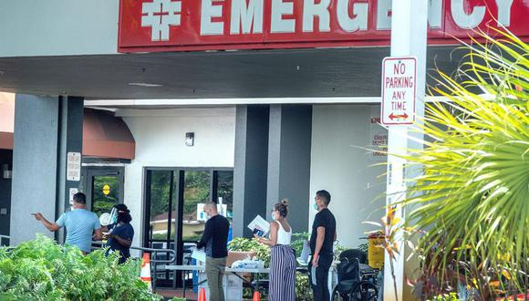 California es ahora el estado más golpeado por la pandemia con 59.614 muertos. (Foto: EFE/EPA/CRISTOBAL HERRERA-ULASHKEVICH)