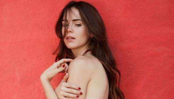 """""""Luis Miguel, la serie"""": El mensaje de Camila Sodi a Issabela Camil tras interpretarla en la serie. (Foto: @camilasodi_)"""