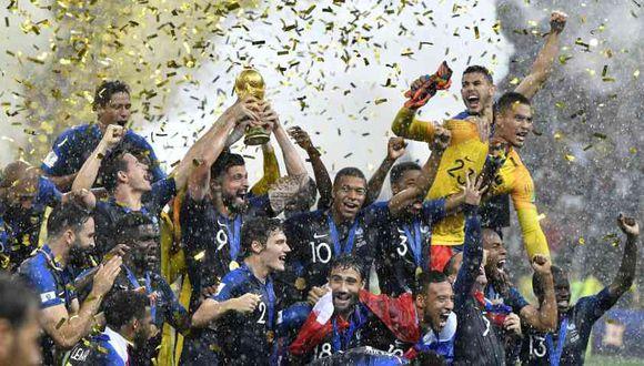 El Mundial Rusia 2018 impone nueva marca de audiencia en todo el planeta. (Foto: AP)