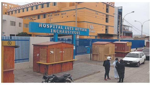 Lambayeque: gerente regional de salud fue internado tras contagiarse de COVID-19 (Foto difusión)