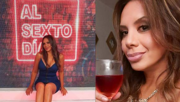 'Al sexto día' informó que Mónica Cabrejos tiene COVID-19. (Instagram)