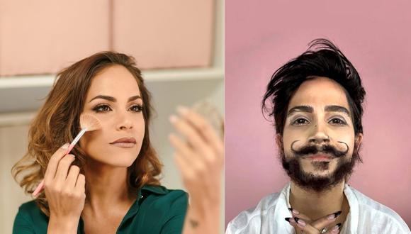 Tiene medio millón de seguidores en sus redes sociales y sus cursos de maquillaje tienen gran demanda en el mercado.