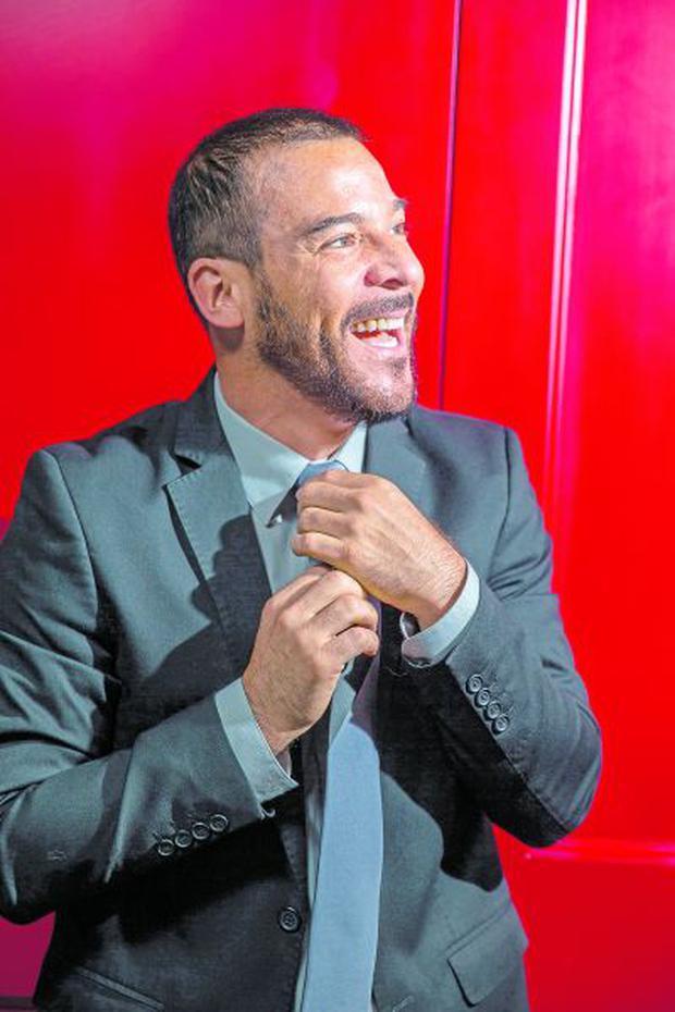Adolfo Aguilar se confiesa con Trome