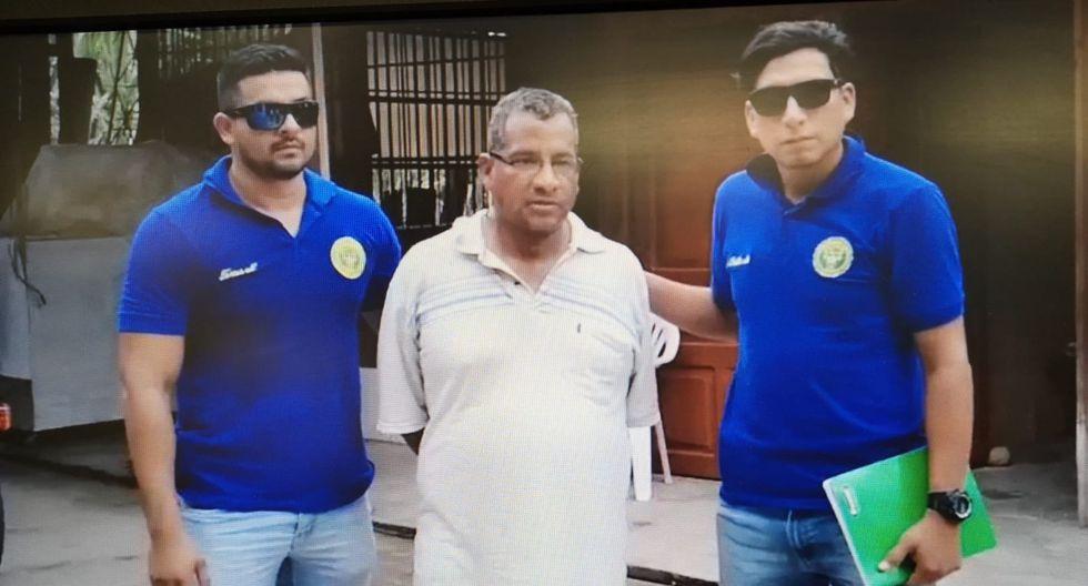 Ucayali. Andrés >Hernández es acusado de secuestro y violación en agravio de un menor. (GEC)