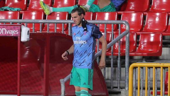 Gareth Bale se refirió a su futuro en Real Madrid. (Foto: EFE)