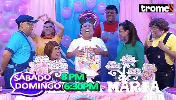 'El Wasap de JB' realizará parodia de la épica pelea de hermanitas en plena fiesta de cumpleaños