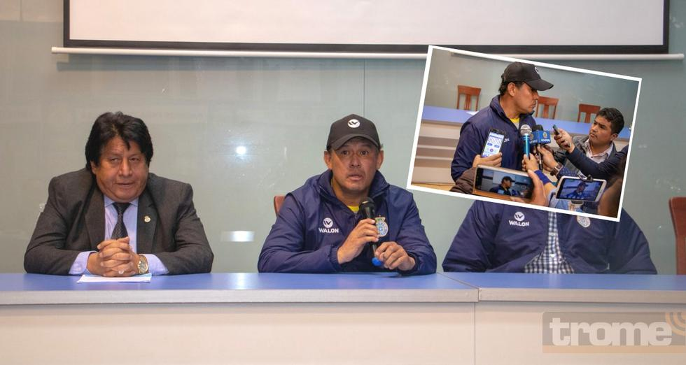 Juan Reynoso empieza con polémica su historia en Real Garcilaso.