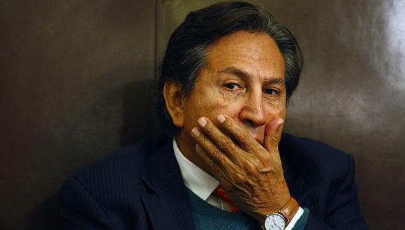 Alejandro Toledo tendrá que responder por el caso Interoceánica.