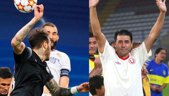 Pocho Dulanto confiesa como sufrió partido de Champions (Foto: Juanjo Martín/EFE)