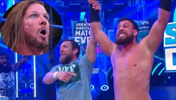 Drew Gulak se llevó tremenda victoria en SmackDown (WWE)