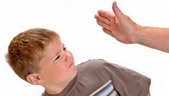 La violencia contra los niños debe ser erradicada.