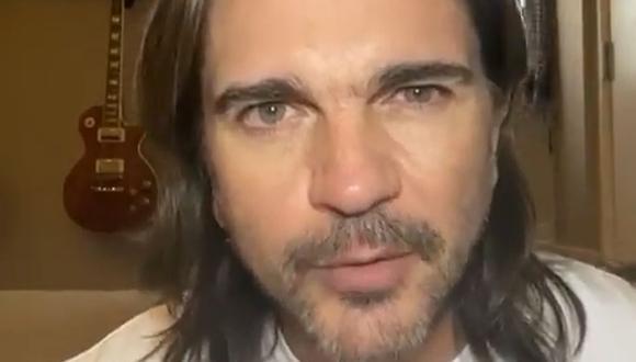 El cantante no se había dado cuenta de que se había llevado un carro que no era suyo (Foto: Juanes / Instagram)