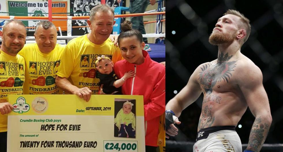 (Fotos: Crumlin Boxing Club/ UFC)