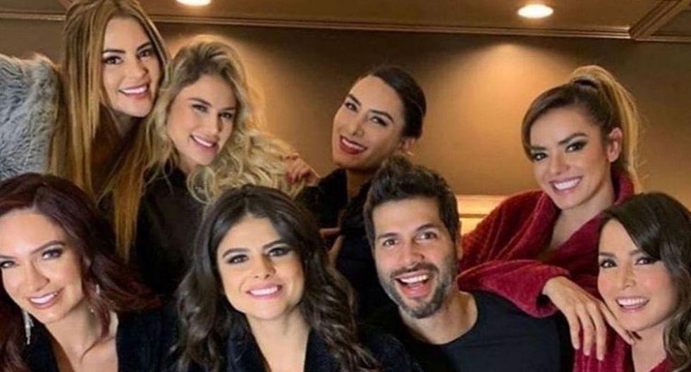 """""""El final del paraíso"""", la exitosa producción de Telemundo, ya está llegando a sus capítulos finales. Foto: Telemundo"""