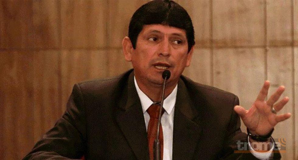 Agustín Lozano es el destinado a tomar la riendas de la FPF tras la  detención de Edwin Oviendo