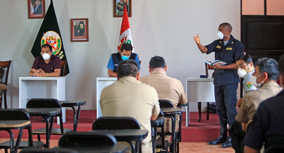 Las autoridades de Áncash acordaron aislar al centro poblado Tambo Real y al distrito de Santa. (Foto: Gobierno Regional de Áncash)