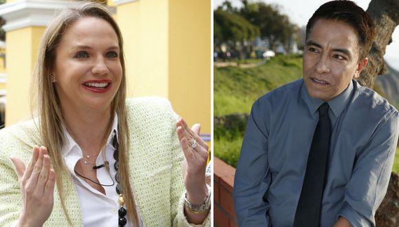 Roberto Vieira, Luciana León y todo lo que no se vio de la no vacancia a PPK en 'Pepitas'