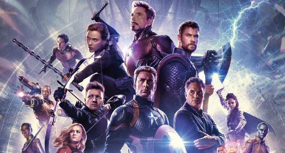 'Avengers: Endgame': Impresionante póster internacional muestra a los 'Vengadores caídos'
