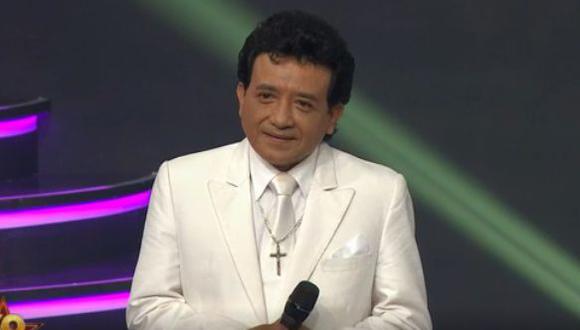 """José Carlos Burga fue calificado como el favorito de """"Yo Soy"""" por parte del imitador de Axl Rose. (Foto: Latina)"""