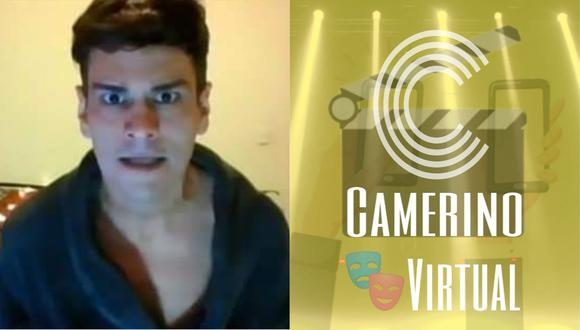 """""""Camerino Virtual"""", proyecto que reúne a directores, actores y dramaturgos anuncia su segunda temporada. (Foto: Captura)"""