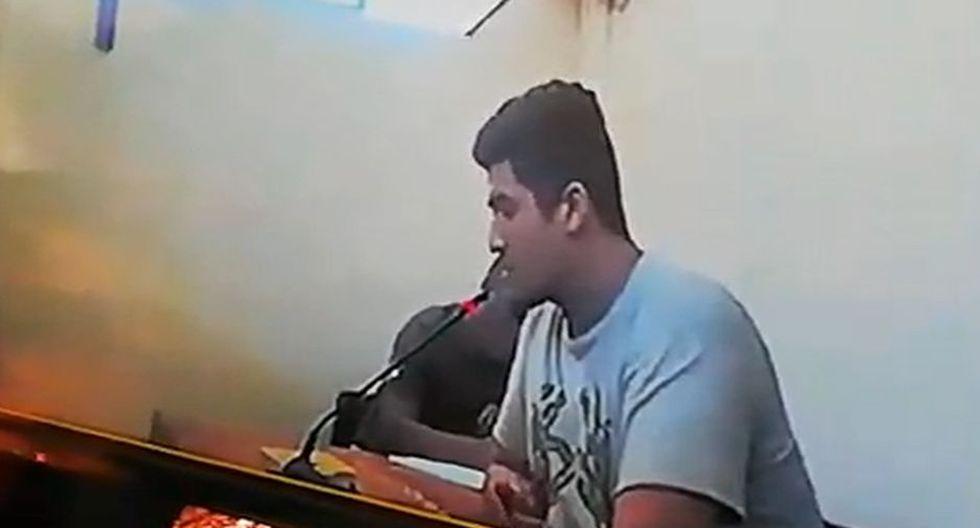 """""""Me enfrentaría otra vez a la delincuencia por mantener a salvo a mi sociedad"""", dice Elvis Miranda"""