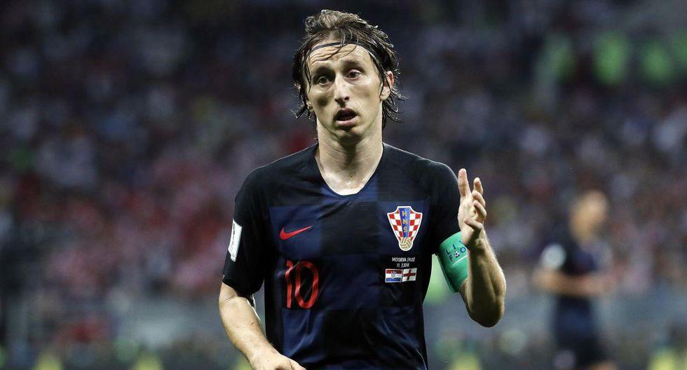 Luka Modric ya tiene su tocayo en Perú