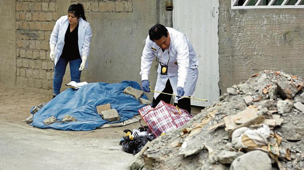 Caso de descuartizados en San Martín de Porres es investigado por la Policía Nacional. (Fotos: Trome)