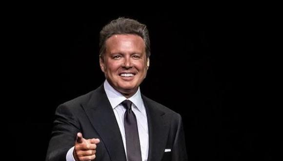 Erika acknowledged that she was never the singer's girlfriend, but that they only had a romance in which they shared good times together.  (Photo: Luis Miguel / Instagram)